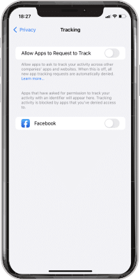Iphone Privacy Tracking