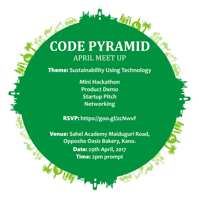 CODE PYRAMID TO HAVE A MINI HACKATHON IN THIS MONTH'S MEETUP