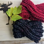 Twisted Knit Ear Warmer