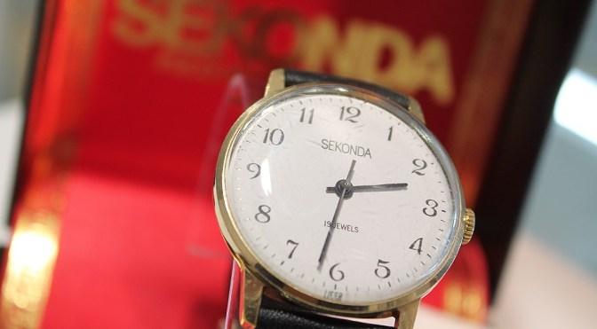 Sekonda: A lot of Watch, For Very Little Money!
