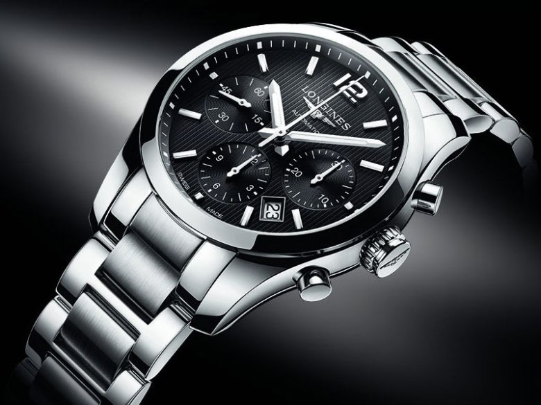 longines conquest valjoux