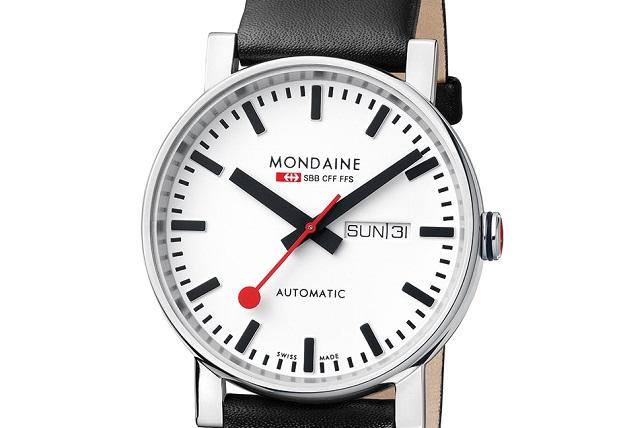 mondaine automatic watch review