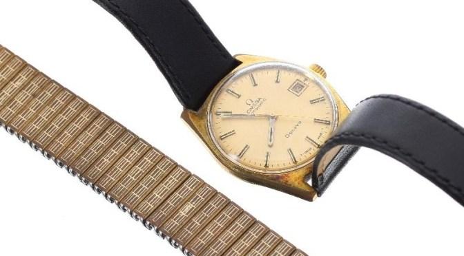 Auction News: Omega Classics Dominate Gardiner Houlgate Sale