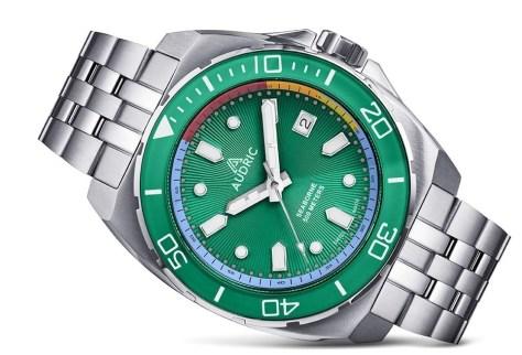 Audric green seaborne model