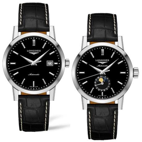 Longines 1832 black dial 2