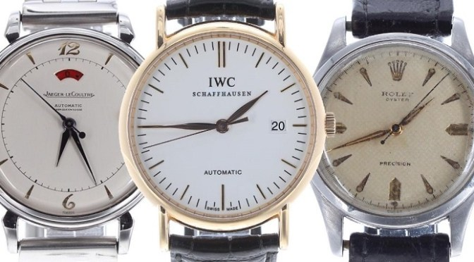 What's On: Gardiner Houlgate Watch Auction, Wednesday June 24th