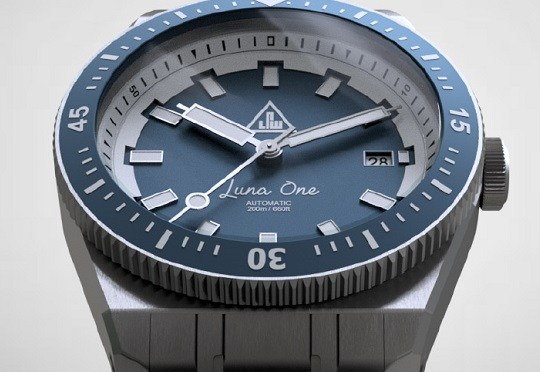 Micro-Brand Watches: LPW Luna One Is On The Launch Pad
