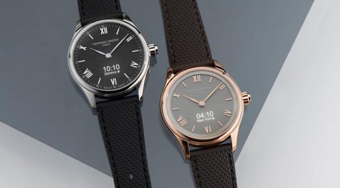 Frederique Constant Vitality Smartwatch Launched; Specs & Info