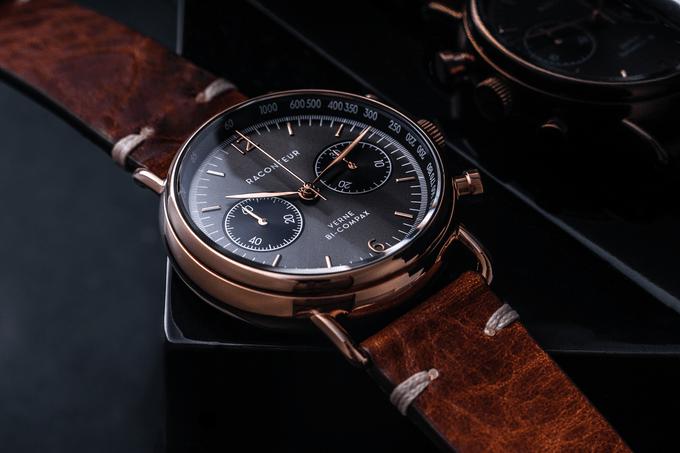Raconteur watch verne model