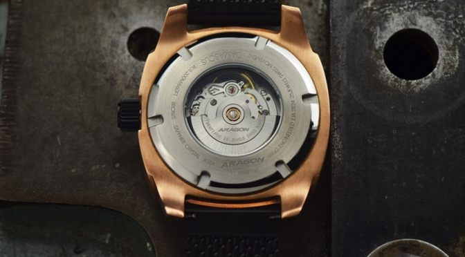 Aragon Watches Father's Day Sale; Discounts on Parma II Bronze Beauty