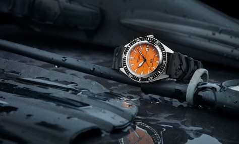 certina phantom super PH500M dive watch
