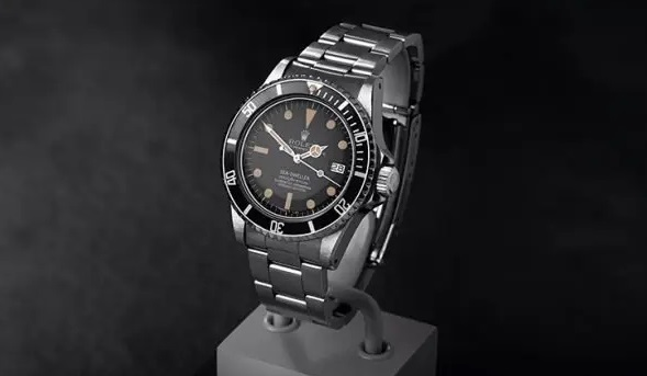 Is This Your Grail Watch? Super Rare Rolex `79 Sea-Dweller, Box & Papers