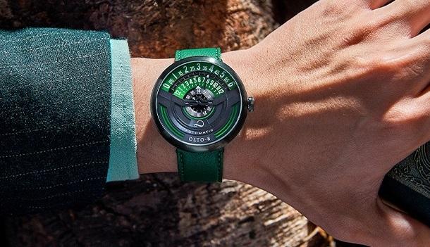 Olto 8 unique watch kickstarter 1