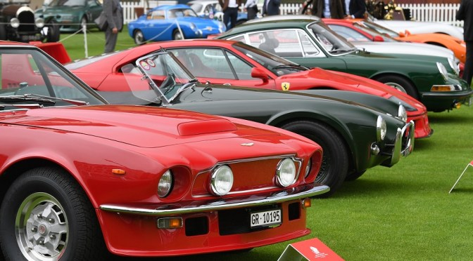 Classics: Breguet Supports London Concours Show This August