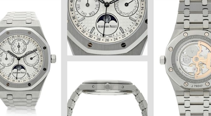 Sotheby's Fall Watch Sale NYC