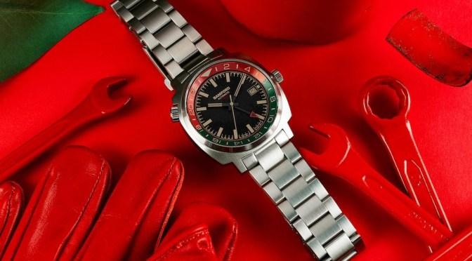 Bamford's Italian Job GMT Could Rev Your Engine