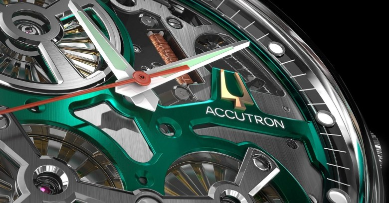 accutron spaceview 1