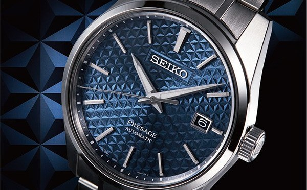 Sharp Edged Seiko Presage Offers Stand Out Style, Japanese Reliability