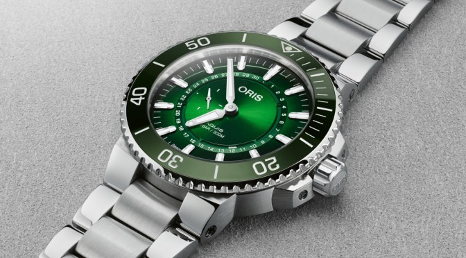 Oris Hangang River Edition Ticks The Right Green Boxes