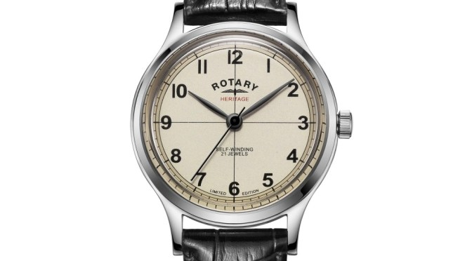 125th Anniversary Models From Rotary Have the Retro Touch
