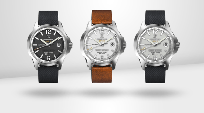 Fancy a Watch Made From Rocket Boosters?
