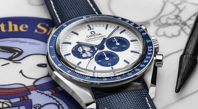 New Watches: Omega Snoopy/Apollo 13 Speedmaster