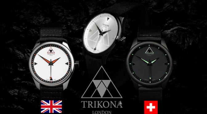 Kickstarter: Trikona's London Look