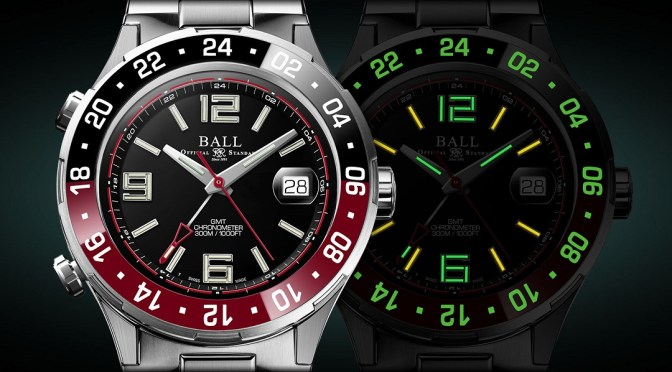 2021 Ball Roadmaster GMT Has Extra Jump Hour Feature
