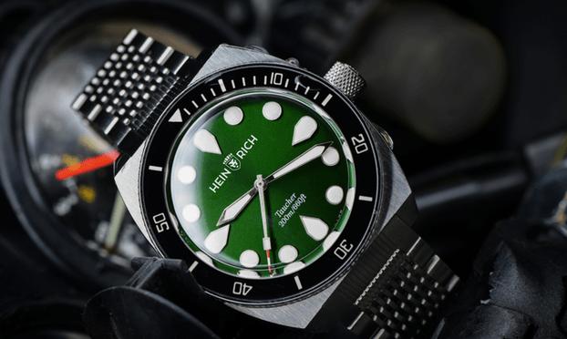 Heinrich Taucher Dive is Remarkable Value, Great Spec