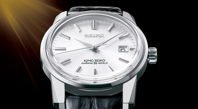 King Seiko KSK Revival Is an Expensive Homage