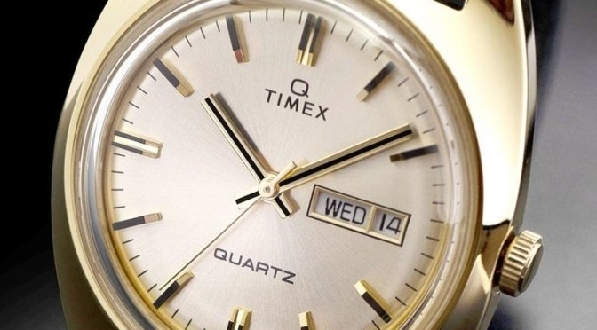 Timex Marmont Captures The 1975 Look Better Than…The 1975
