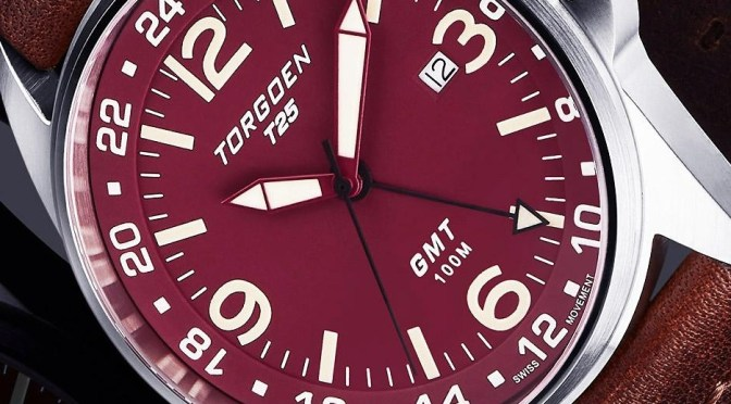 Torgeon T25 GMT Model Gets Three New Colours