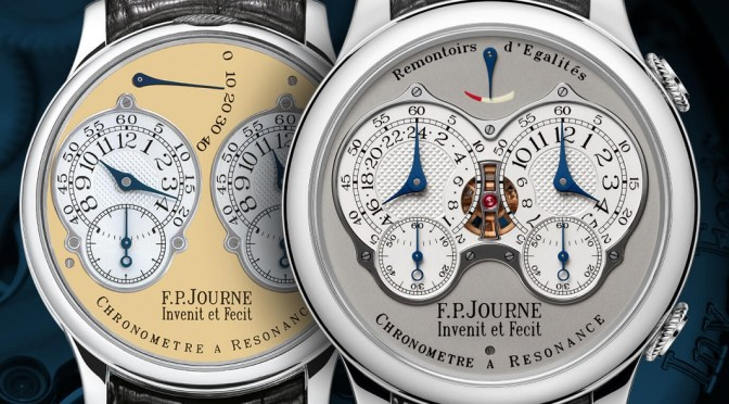 FP Journe's Pre-Owned Service With a Smile – Plus 3 Year Warranty