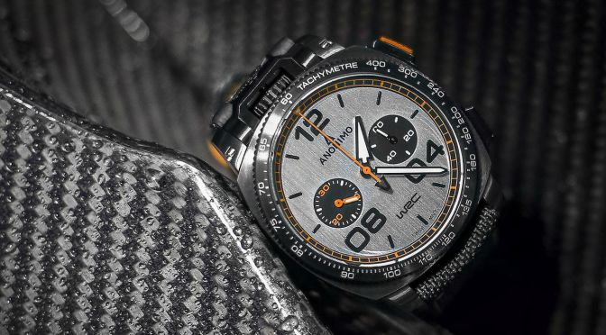 Anonimo WRC Edition Is an Expensive Chronograph