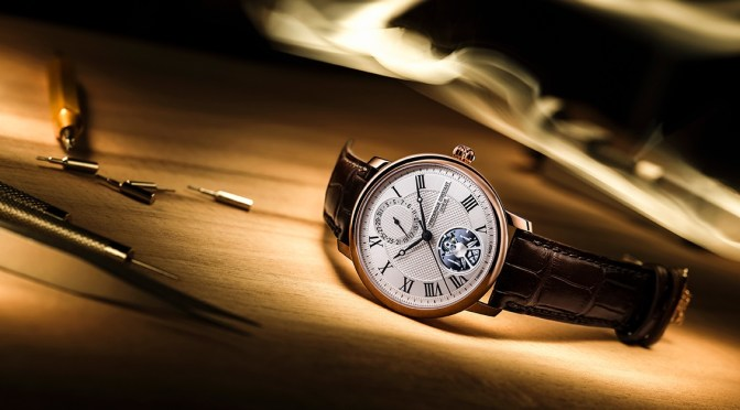 Frederique Constant Re-Invent The Wheel. Seriously.