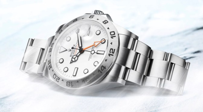 Rolex Explorer II: Classic Tool Watch Makes a Great Investment