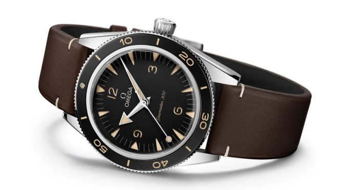 Omega Seamaster 300: Not a Sandwich Short of a Picnic