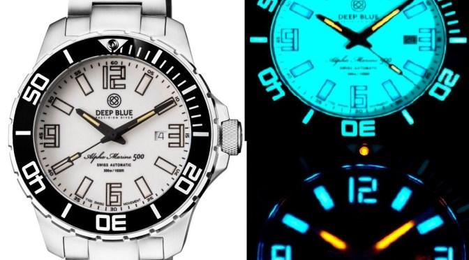 Go Deeper With The Deep Blue Alpha Marine 500