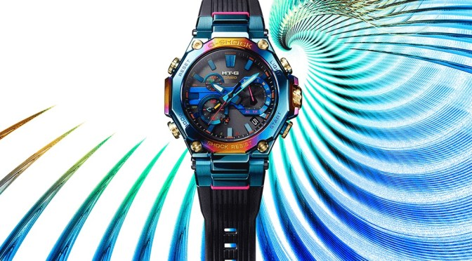 A Grand For a Casio G-Shock Rainbow? Come On, Really?