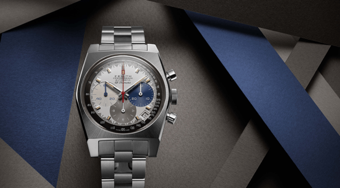 Zenith A3817 Revival is a Bold Delight