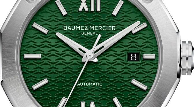 Baume & Mercier Riviera is a Quick Change Artist