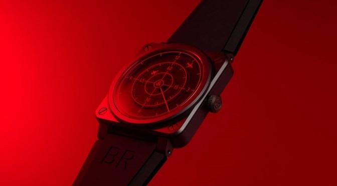 Bell+Ross Red Radar. It's Very Red.