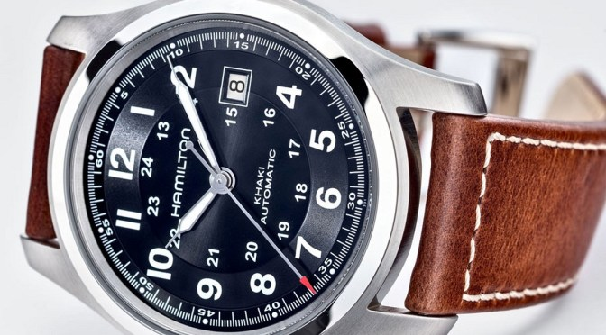 Can Hamilton Re-Invent Itself as a Gamer's Watch Brand?