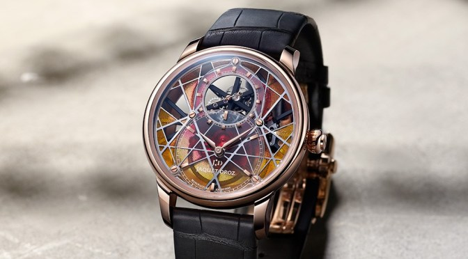 Jaquet Droz Creates Another Bespoke One-Off