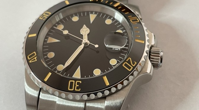 Ali Express Sub-a-Like for £31 – DECENT Replica or Timewaster?