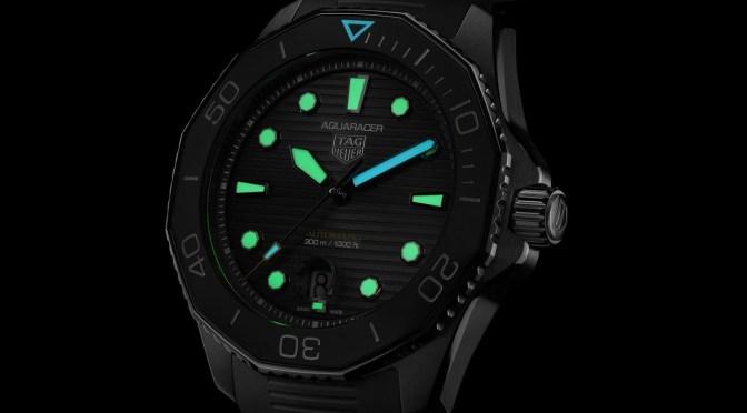 TAG Aquaracer 300: New Night Diver Variants