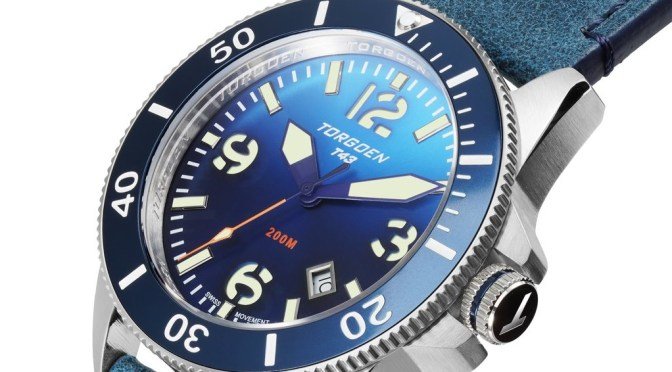 New Stuff: Updated Torgoen T43 Dive Watches