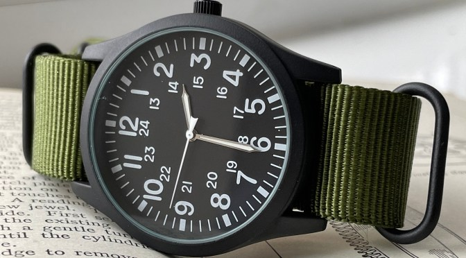 Budget Watches: TPW Field Watch, Reviewed and Rated