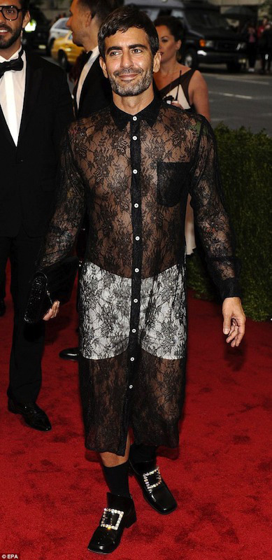 theNotice  The Met Gala 2012  Looks photos and dresses