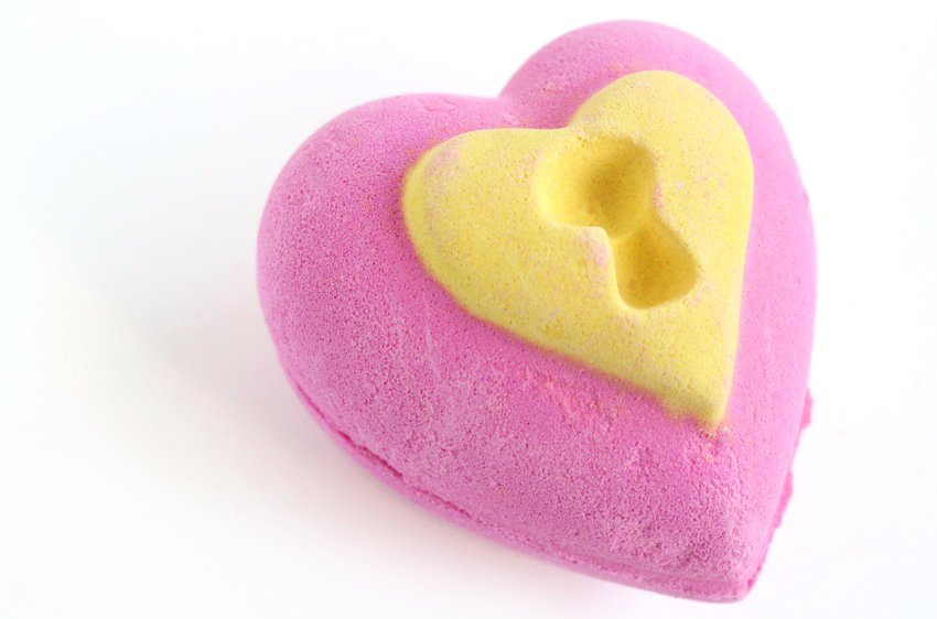 TheNotice LUSH Valentines 2014 Reviews Tender Is The